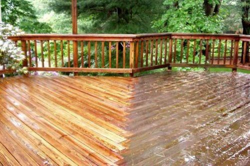 deck power washing indianapolis