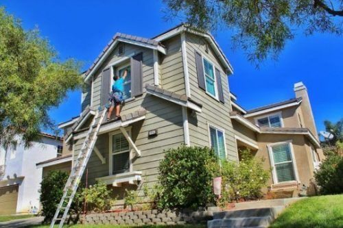 residential window cleaning IN
